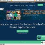 보너스 Thunderbolt Casino