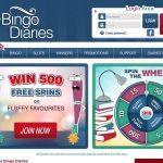 Bingodiaries App