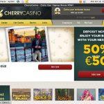 Cherry Casino Registration Form