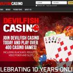Devil Fish Mobile Betting