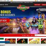 Get My Vegas2web Bonus?