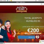 Golden Euro Casino Liittyä