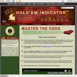 Holdemindicator игровые автоматы