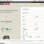 Mr Smith Casino Match Bonus