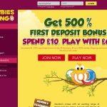 Newbies Bingo Special Offers