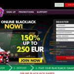 No Deposit Fruity Casa Blackjack Bonus