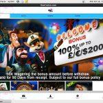Rawcasino 100 Bonus