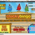 Site Clucky Bingo