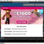 Spin Princess Join Up Bonus