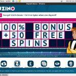 Winzino Signup