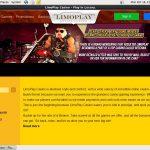 Limoplayonline Promo Code