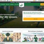 Mr Green Twitter