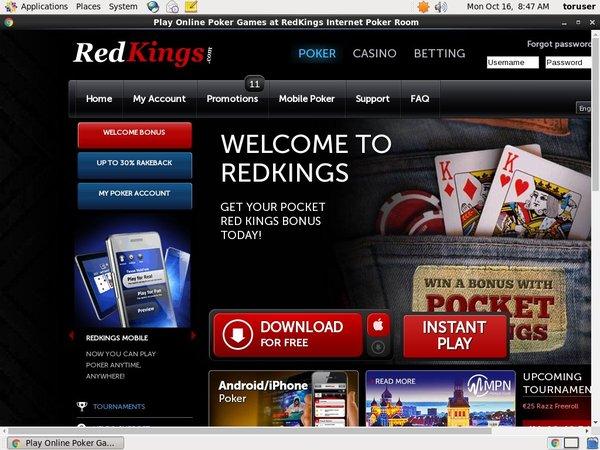 Get Redkings Free Bet