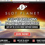 Slot Planet Vip Bonus