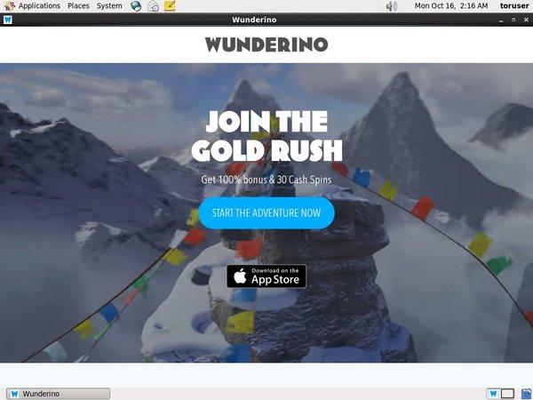 Wunderino Best Bonus