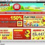 Loquax Bingo Poker Paypal