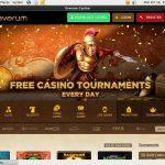 Everum Casino Deposit