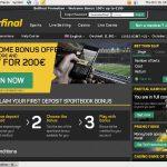 Betfinal Sports Svenska