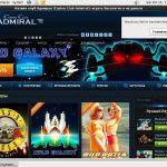 Admiral Casino Spill