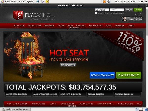 Fly Casino Depozit Bonusu