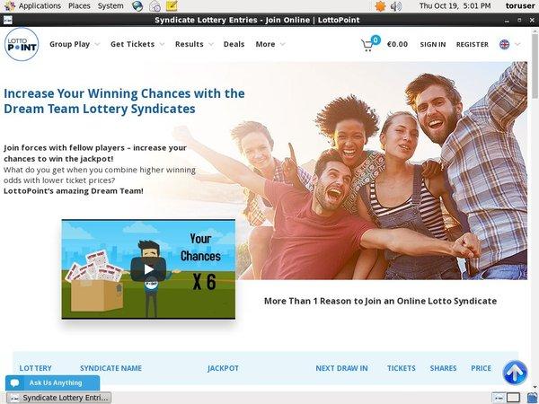 Lottopoint Paypal Deposit