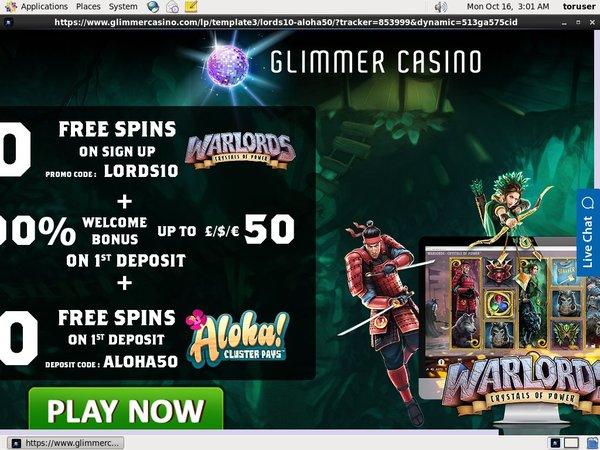 Glimmer Casino Casinos Online