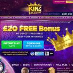 King Jackpot Dotpay