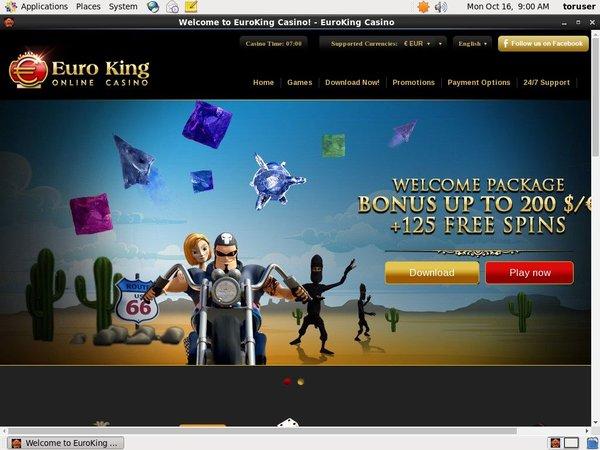 Eurokingclub Banking