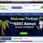 No Deposit Bingo Chimp Bonus