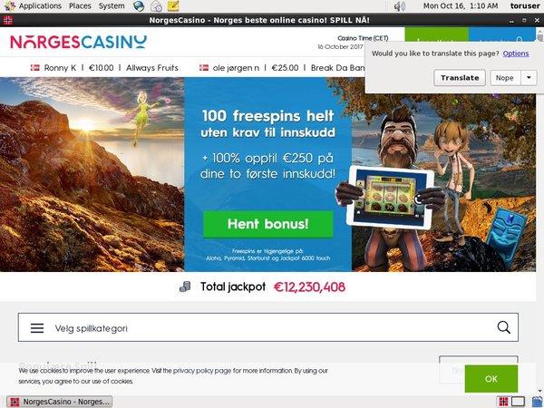 Norges Casino Softbet