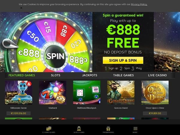 888 Casino New Online Slots